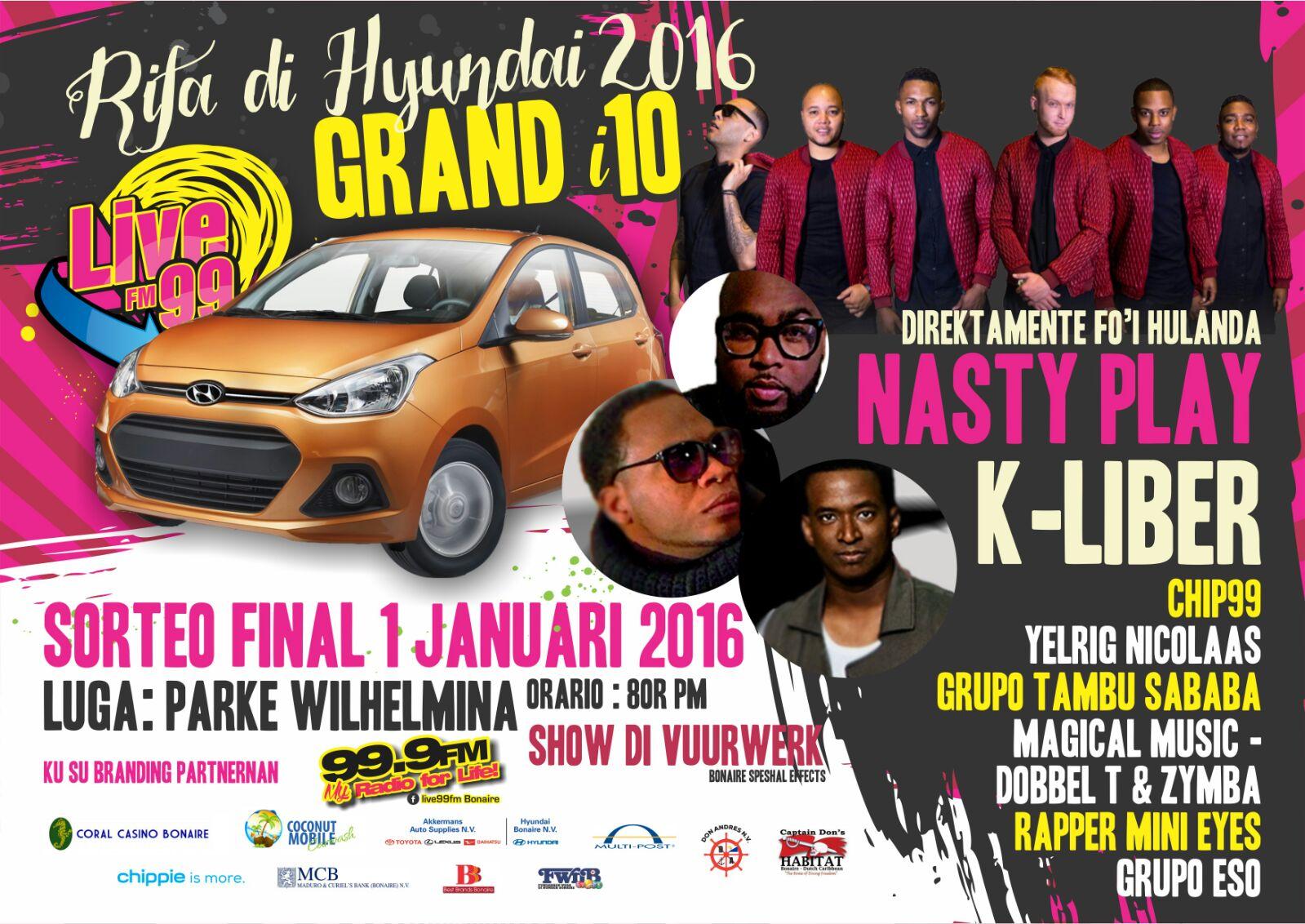 SORTEO FINAL 1 JAN 2016