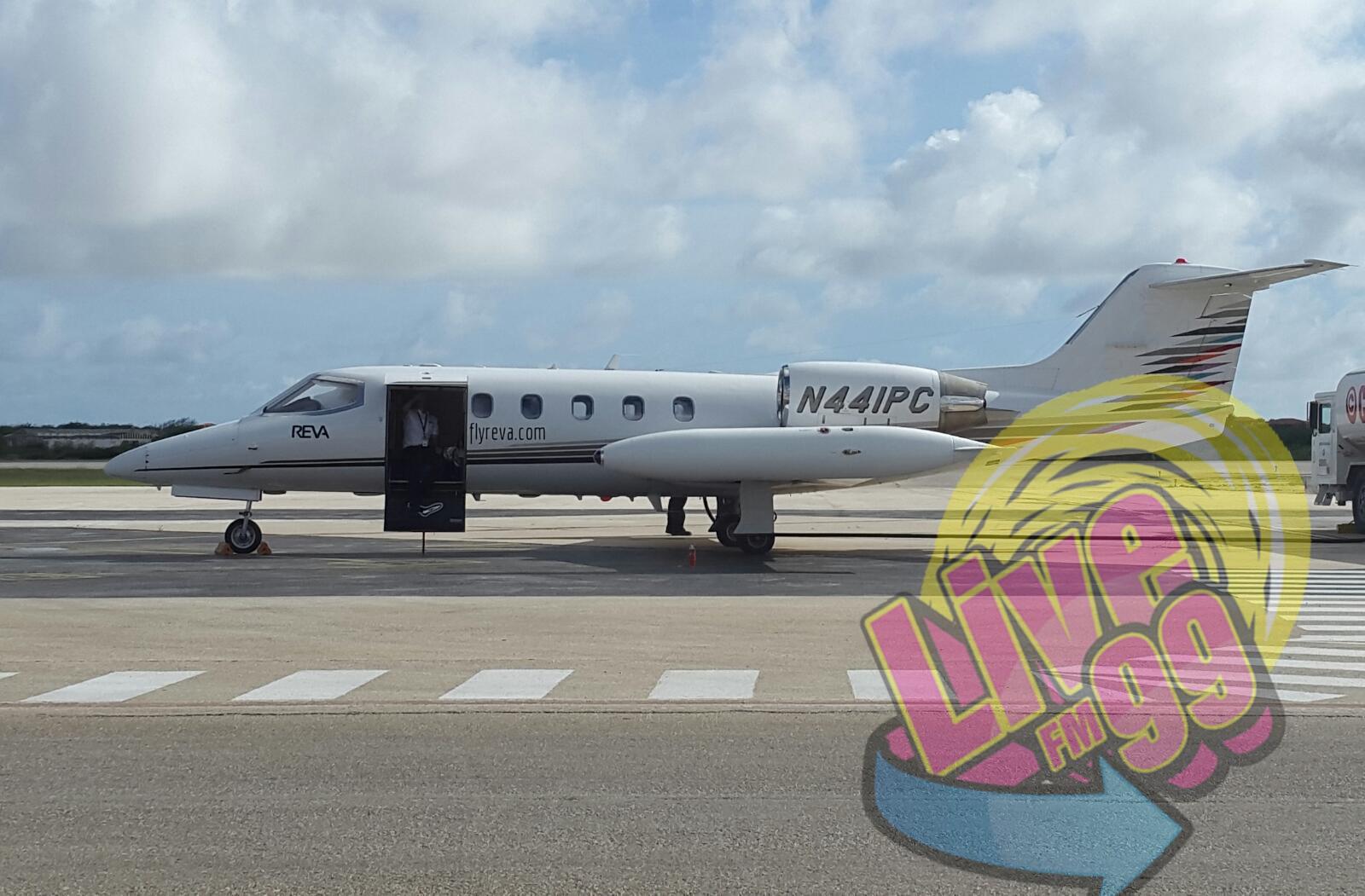 MERKA A MANDA 2 AMBULANCE FLIGHT BIN BUSKA E 2 VIKTIMA NAN DI E AKSIDENTE DI AYERA NOCHI.