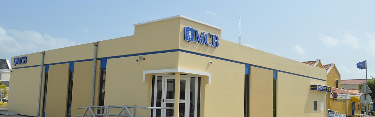 MADURO & CURIEL'S BANK BONAIRE N.V.(MCB) TA INFORMÁ RELASHONÁ KU ALGUN KAMBIO DI NAN SERVISIO