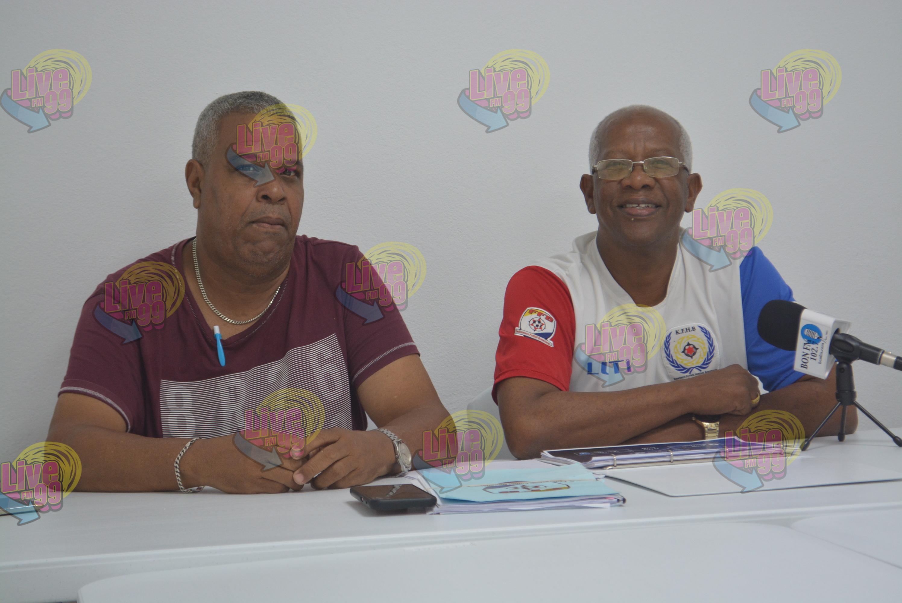 TUR KOS TA KLA PA KAMPIONATO 2019-2020 DI FUTBÒL RANKA SALI DJABIÈRNÈ AWÓ