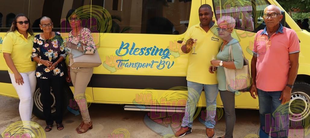 "WINI I ANNA A INSPIRÁ ""BLESSING TRANSPORT B.V."""