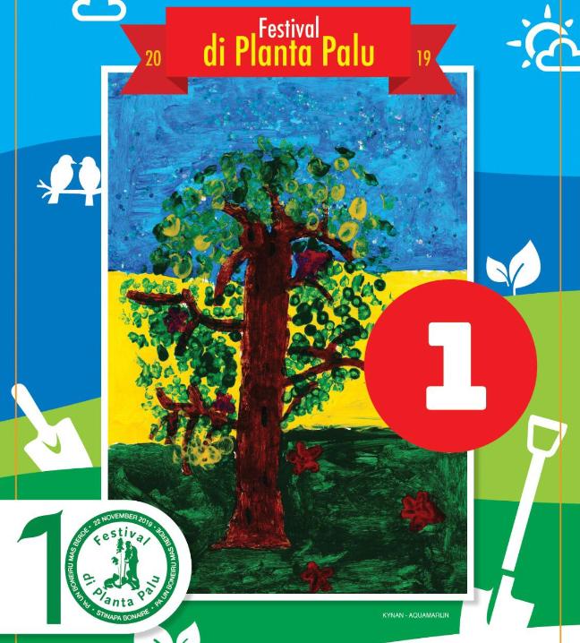 FESTIVAL DI PLANTA PALU 2019