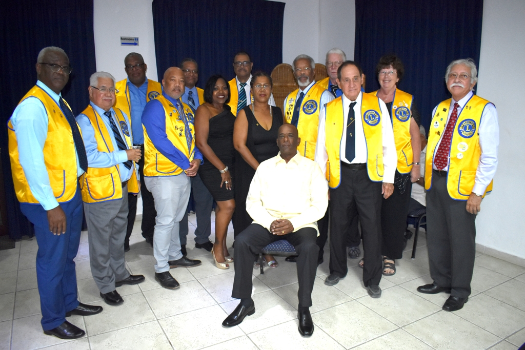 POTY (PERSON OF THE YEAR) 2019 DI BONAIRE LIONS CLUB