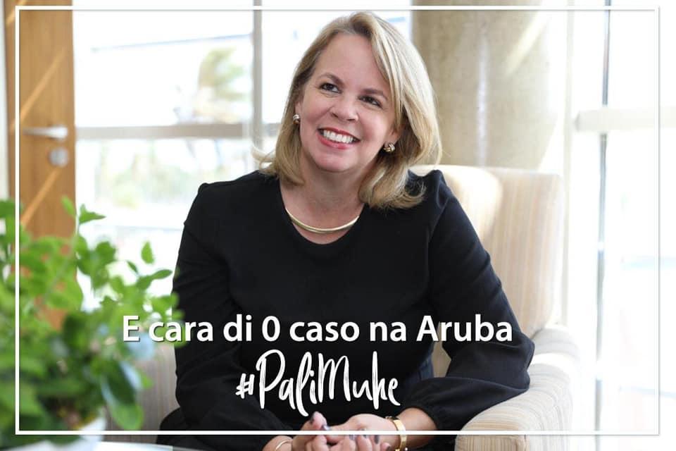 GOBIERNO DI ARUBA A TRASPASA E RESPONSABILIDAD BEK DEN MAN DI CADA CIUDADANO