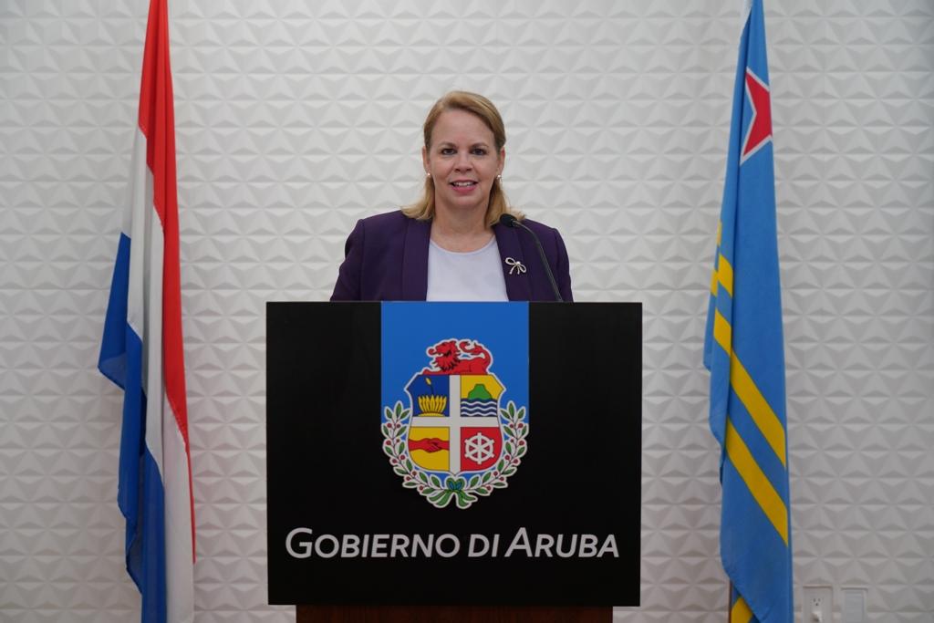 ARUBA TA CONOCE 2 CASO POSITIVO MAS DI COVID-19