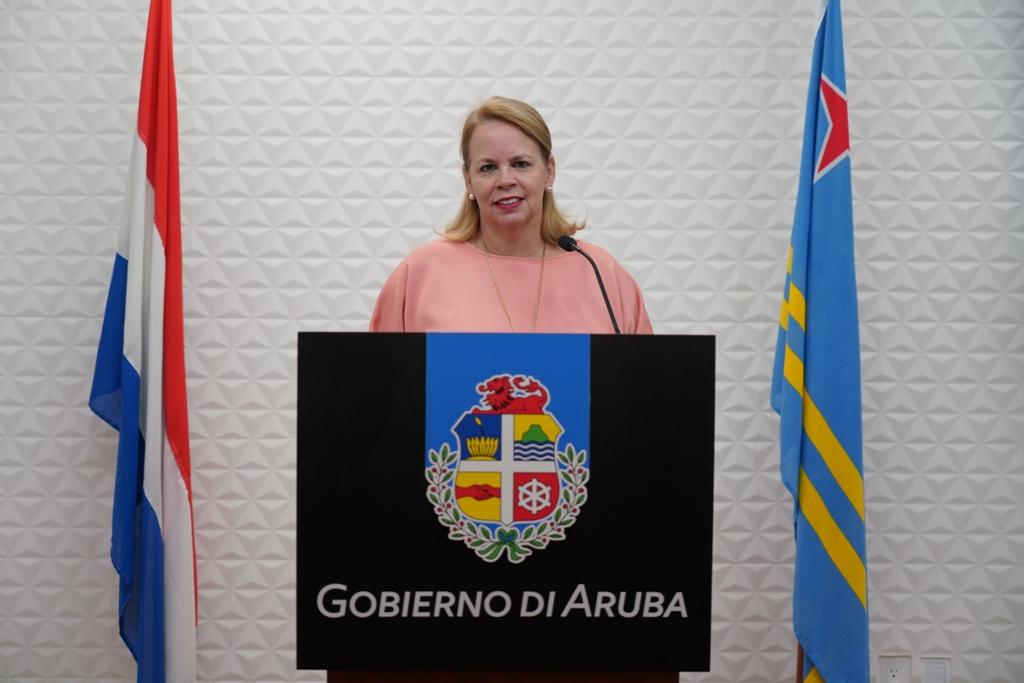 LO HABRI FRONTERA PA REACTIVA ARUBA SU ECONOMIA CU MENOS RIESGO POSIBEL