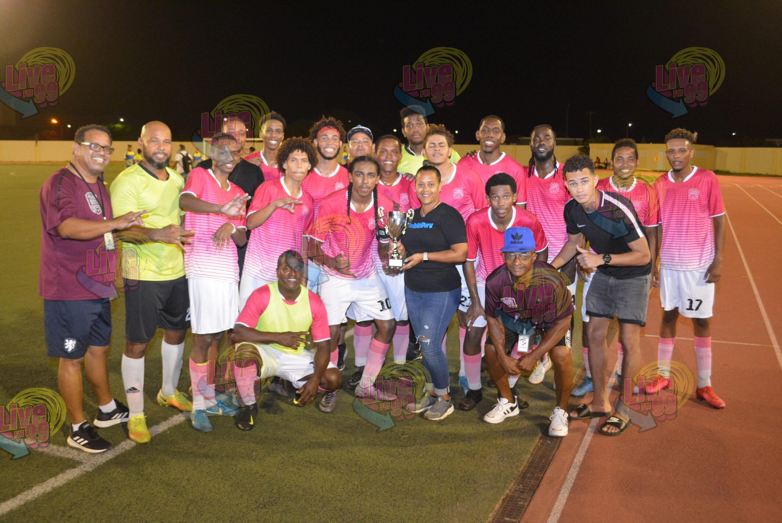 YOUNG BOYS DI TRES LUGÁ TITANS CUP 2020