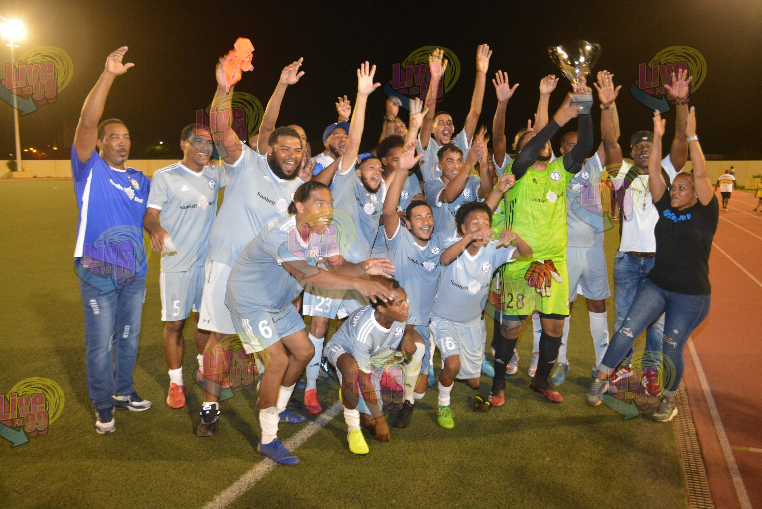 REAL RINCON KAMPION TITANS CUP 2020