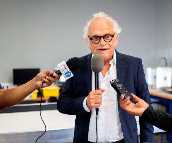 HULANDA A PONE 3.2 MION EURO PA 'ENSEÑANSA TÉKNIKO FUERTE'