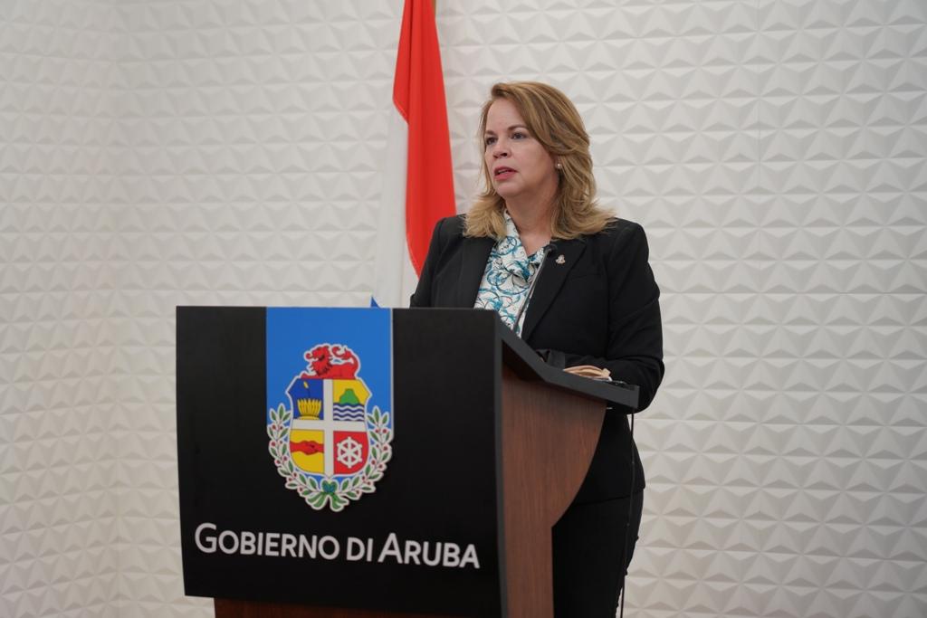 ARUBA TIN E CIFRANAN DI COVID-19 BOU DI CONTROL PERO NOS MESTER SIGUI CUIDA