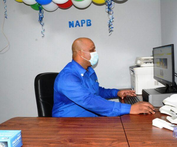NAPB-BES TIN NAN PROPIO OFISINA