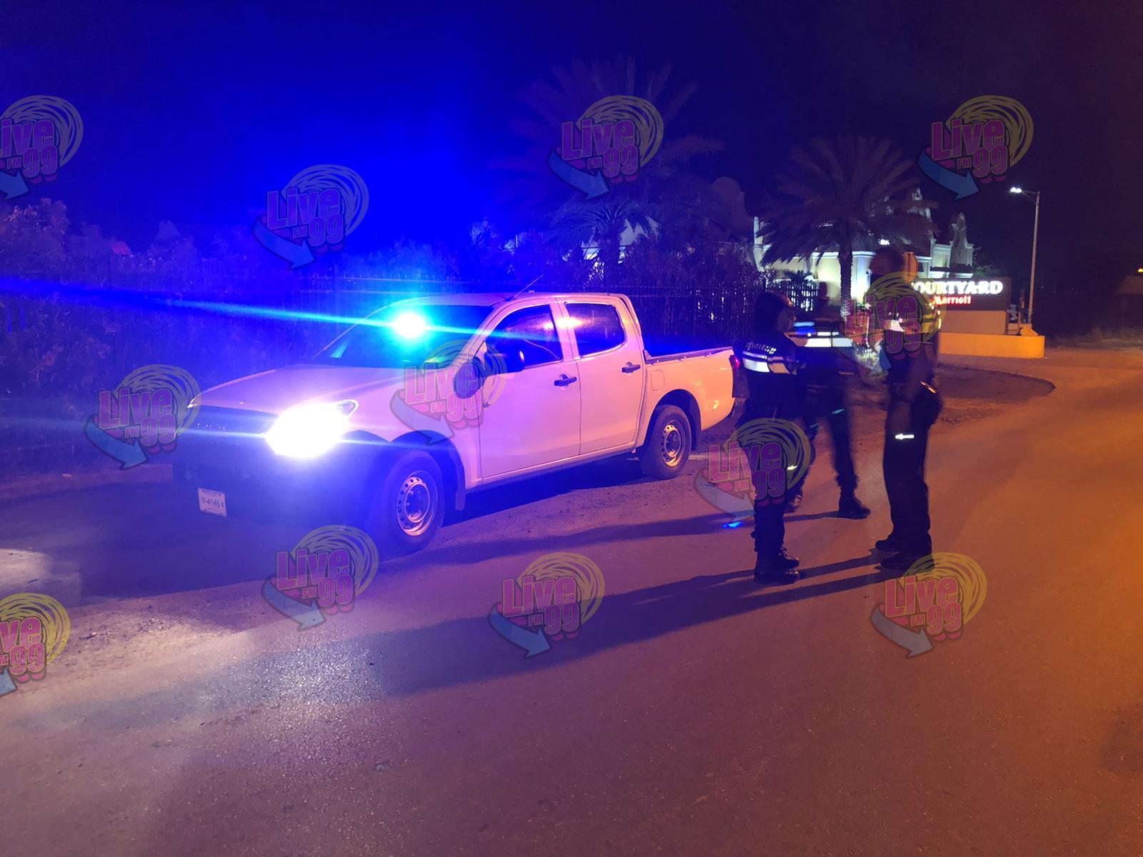 DAMA DETENÉ PA INSULTÁ I MENASÁ POLIS