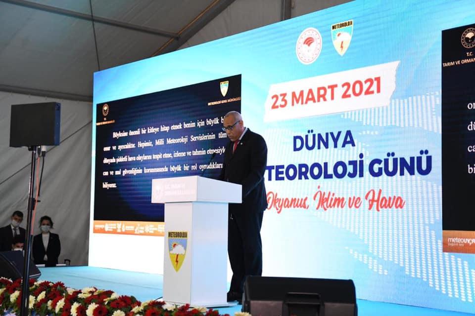 DIA MUNDIAL DI METEOROLOGIA 2021
