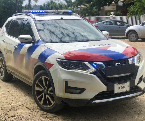 NOTISIA DI POLIS DI DJALUNA 11 DI OKTOBER TE DJARASON 13 OKTOBER 2021