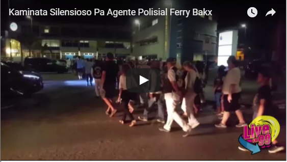 Kaminata Silensioso Pa Agente Polisial Ferry Bakx