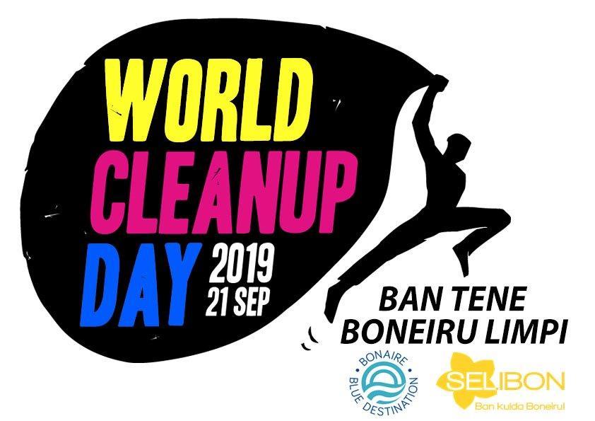 DEPOSITÁ SUSHI DEN BAKINAN DI SUSHI GRANDI DEN BO BARIO RIBA WORLD CLEAN UP DAY