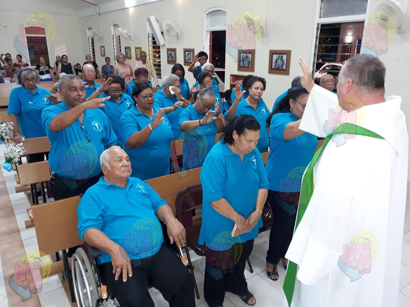 GRUPO DI ORASHON HESUS DE LOS MILAGRO A SELEBRÁ