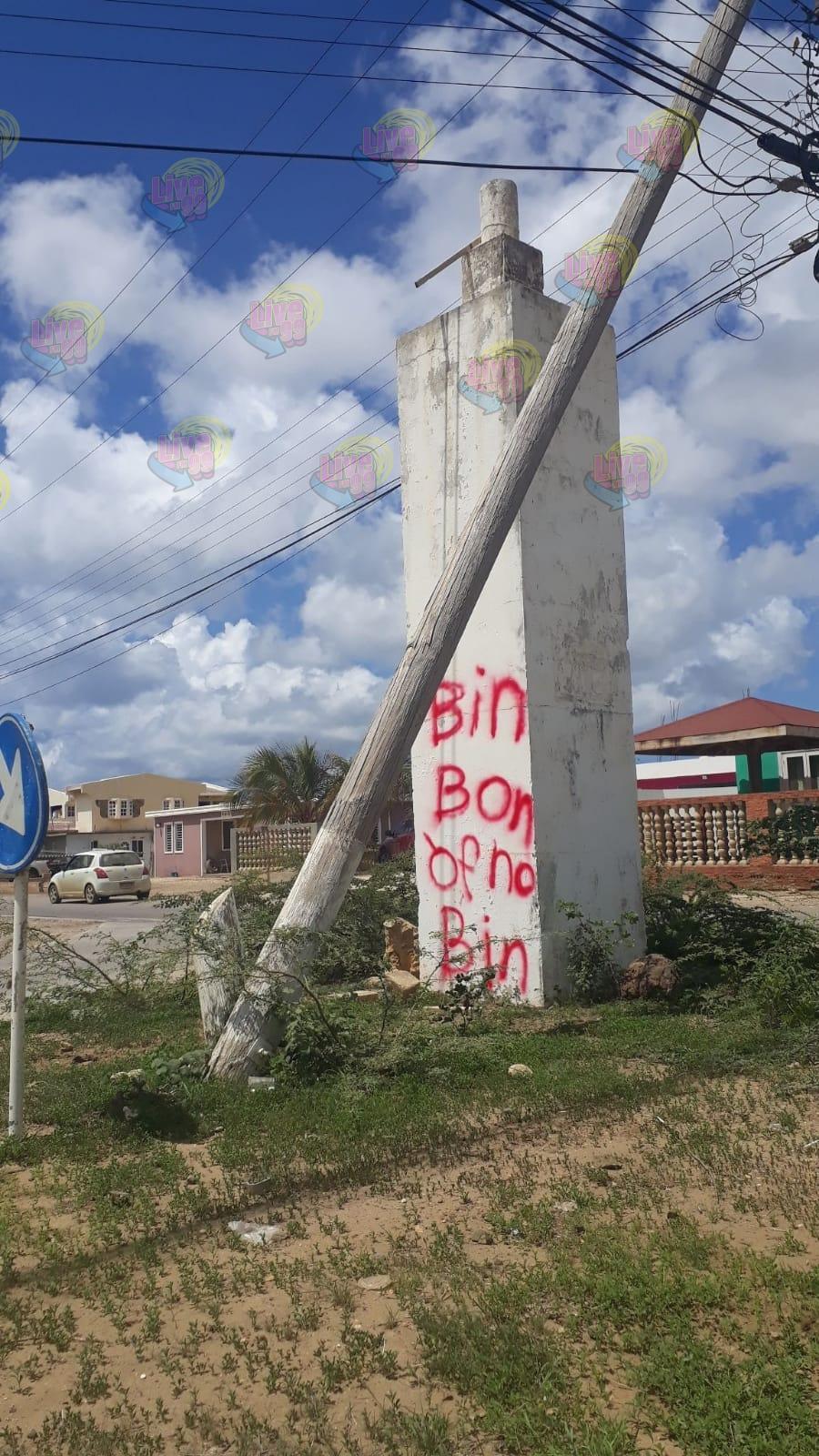 """""""BIN BON ÒF NO BIN"""" MAHOS BISTA LOKE A SPÙIT RIBA PILA."""