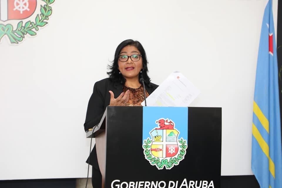 CAFT A KONSEHA KONSEHO DI MINISTER DI REINO PA DUNA PAIS ARUBA UN 'AANWIJZING'