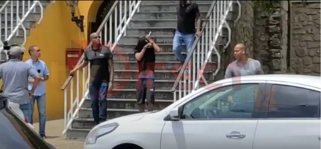 DETENSHON A KAI NA KÒRSOU RELASHONÁ KU ATRAKO NA DIVI FLAMINGO CASINO