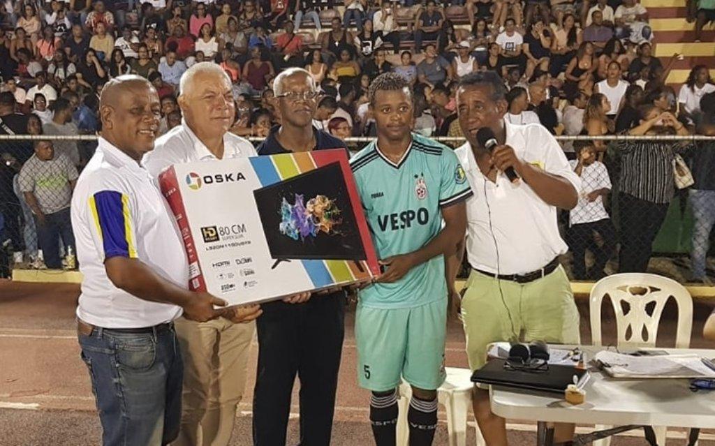 JAMESON PIARD MVP PARTIDO FINAL KOPA FFB