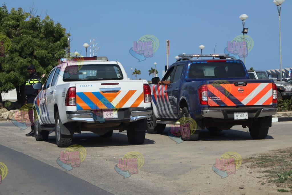 A DETENÉ UN HULANDES OROPEO KU 1000 GRAM DI SOFTDRUGS NA AEROPUERTO FLAMINGO