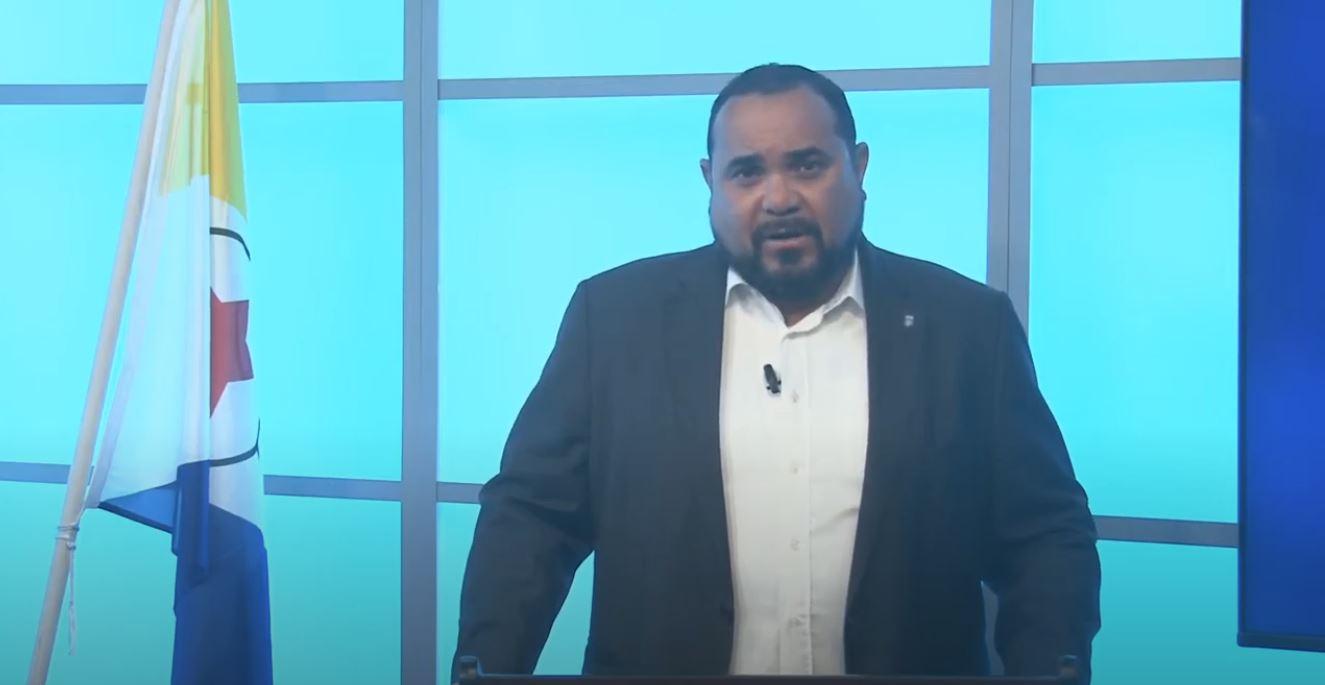 BONEIRU AHINDA TIN KODIGO ORAÑO PA PASAHERONAN FOR DI HULANDA
