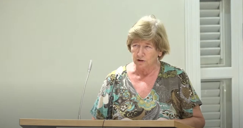 "MARIAN LUINSTRA PASSHIER: ""MAYORIA INFEKSHON A TUMA LUGÁ NA TRABOU"