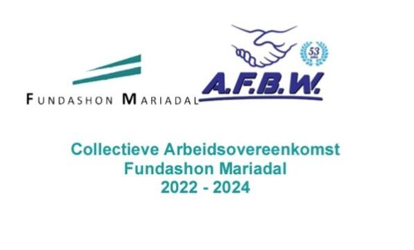 FUNDASHON MARIADAL I AFBW A START KU NEGOSASHON DI CAO DI 2022-2024