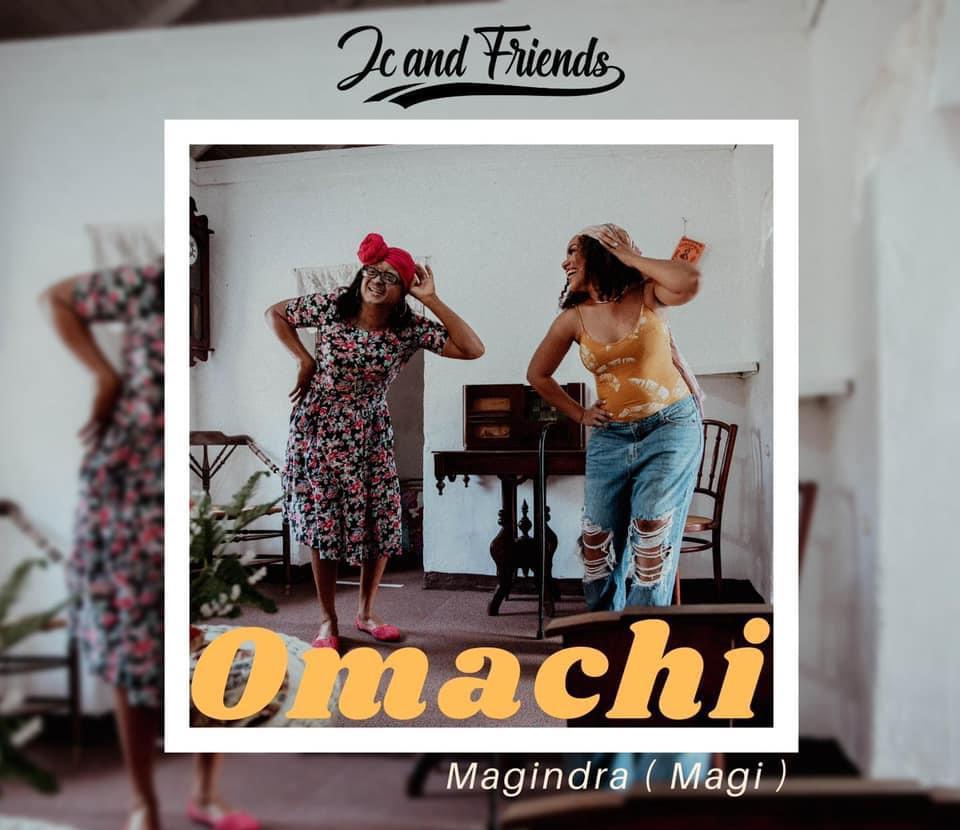 """JC & FRIENDS A LANSA PIESA NOBO TITULA """"OMACHI"""""""