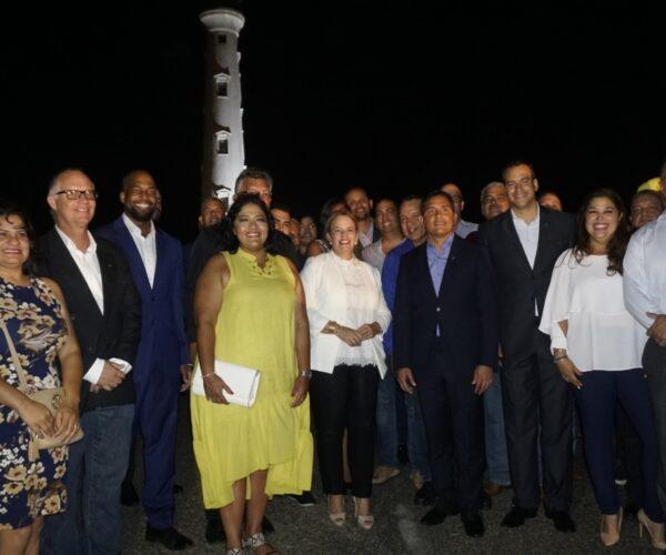 PARTIDONAN MEP Y RAIZ A FIRMA DEKLARASHION DI INTENSHON  PA FORMASHON DI GOBIERNO 2021-2025