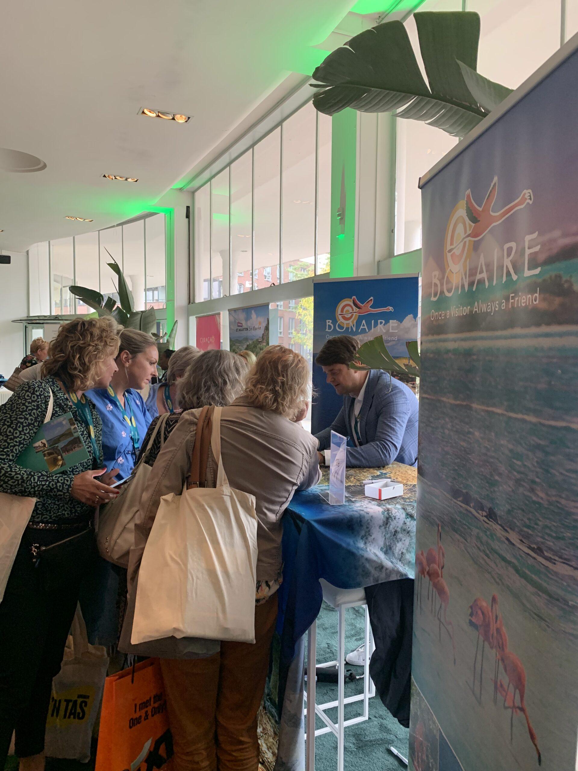 TOURISM CORPORATION BONAIRE NA EVENTO TRAVDAY 2021