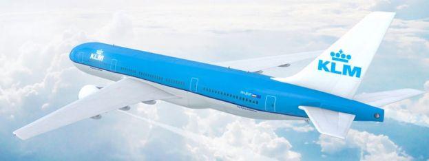 BONEIRU TA YAMA BON BINÍ NA BUELONAN ÈKSTRA DI KLM FOR DI AMSTERDAM