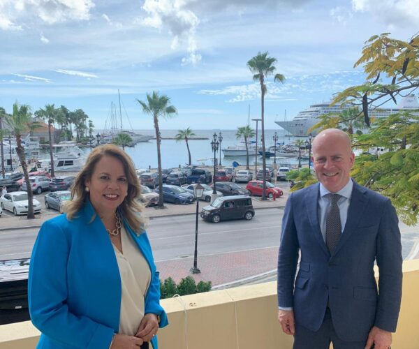 AKUERDO ENTRE ARUBA I HULANDA RIBA E LEY DI REINO DI SUPERVISION FINANSIERO PA ARUBA
